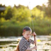 Печаль рыбака :: Екатерина Бражнова