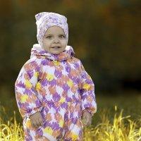 малышка осенью :: Светлана