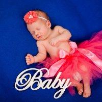 Новорожденная Нона, 19 дней :: Елена Бессонова