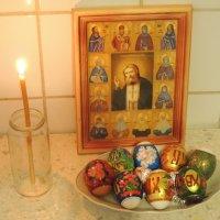 Христос воскрес :: Константин Трапезников