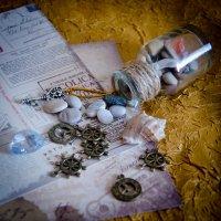 Морские сокровища :: Мария Ларионова