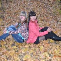 Наша золотая осень :: Аленка