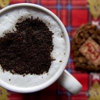 Утренний кофе для Мамы :: Ольга