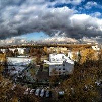 Московская осень :: Виталий