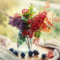 Осенний :: Ольга