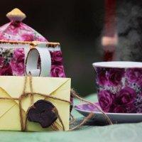 Утреннее чаепитие :: Екатерина Шиманская