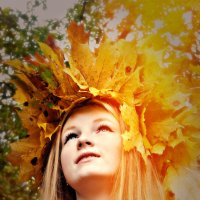 Королева Осени :: Ksenia