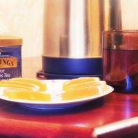 Утренний чай :: Валерий Вождаев