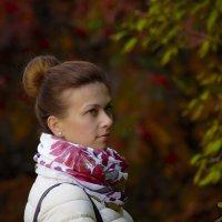 Мисс Осень :: Ольга