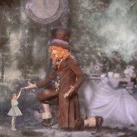 Алиса в стране чудес :: Илья Фотограф