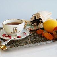 Утренний чай :: Виктор Максимов