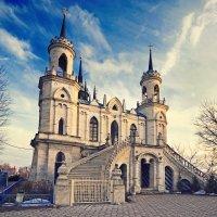Церковь (январь, 2018) :: Валерий Вождаев