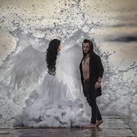 ангел и демон :: Irina Kodentseva