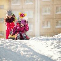Мороз и солнце- утро чудесное! :: Оксана Червинская