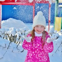 Ура зима пришла :: Наталья