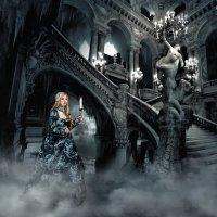Хозяйка замка :: Александра Кашина