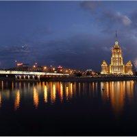 Ночная столица :: Виктория Иванова