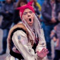 Танец Бабыёжки. фото 1 :: Марк Э