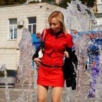 коварство рукотворной стихии :: Андрей Шишков