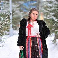Русская зима. :: Виктор Твердун