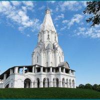 Церковь Вознесения Господня - объект всемирного культурного наследия :: Николай Дони