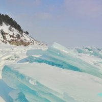 Торосы на Байкале :: Александр Бойченко