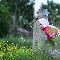 деревенское лето :: Аня Соколова