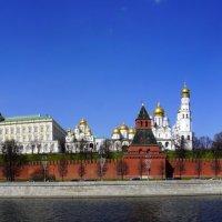Московский Кремль :: Алексей Виноградов