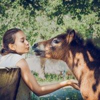Поцелуй :: Лина Любимова