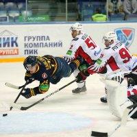 Гол забит в полёте :: Aleksey III