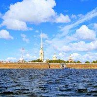 Петропавловская крепость :: Виктор Усик