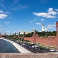 Россия-матушка. Москва-столица нашей родины. :: Юлия Данцевич