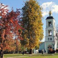 Храм Богоматери :: Валентина Коряченцева