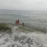 штурмуем море :: Вероника