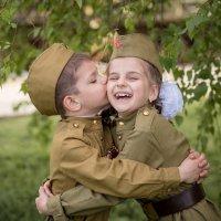 неожиданный поцелуй :: Алла Денщикова