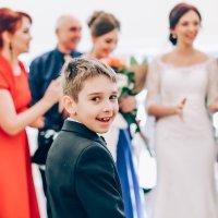 Дети на свадьбе :: Ильхам Сибгатуллин