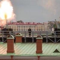 Полуденный выстрел :: Ruslan --