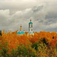 Золотая осень. :: Анатолий Борисов