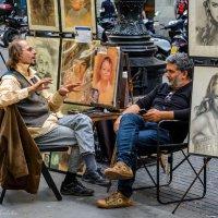 Мой друг художник и поэт... :: Константин Шабалин