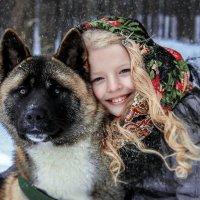 Доверие :: Светлана Мизик