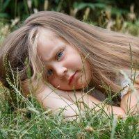 девочка в парке :: Фотограф Наталья Рудич Новацкая