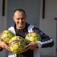 Тренер. :: Victor