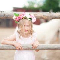 Глаза ребёнка :: Нина Зайцева