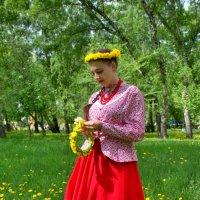 Радость одуванчика ! :: Nikolay  Aparin