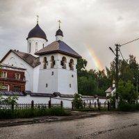 После летнего дождя :: Валерий Вождаев
