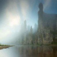 Поющие скаля :: Михаил Потапов