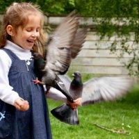Однажды в летнем парке :: Nataliia Marchuk-Moliboh