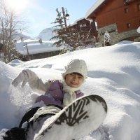 Снежная радость :: ZNatasha -