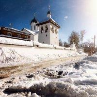 Мороз и солнце, день чудесный! :: Валерий Вождаев