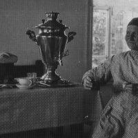 Моя  бабушка. :: Павел